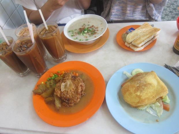 Yut Kee Breakfast