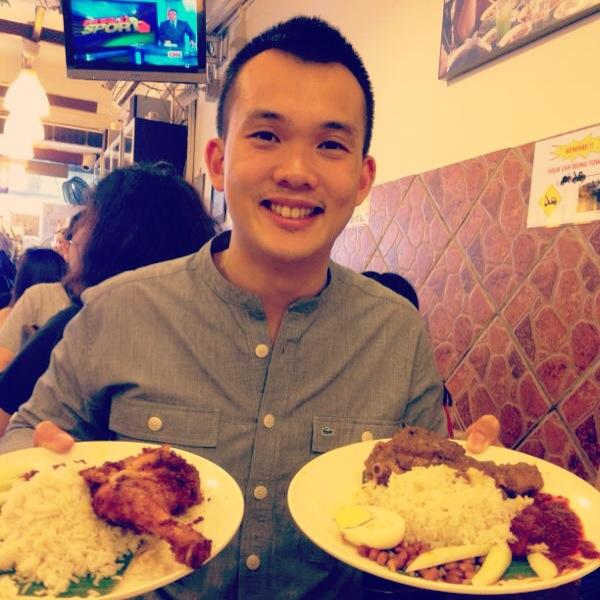Happy eater!