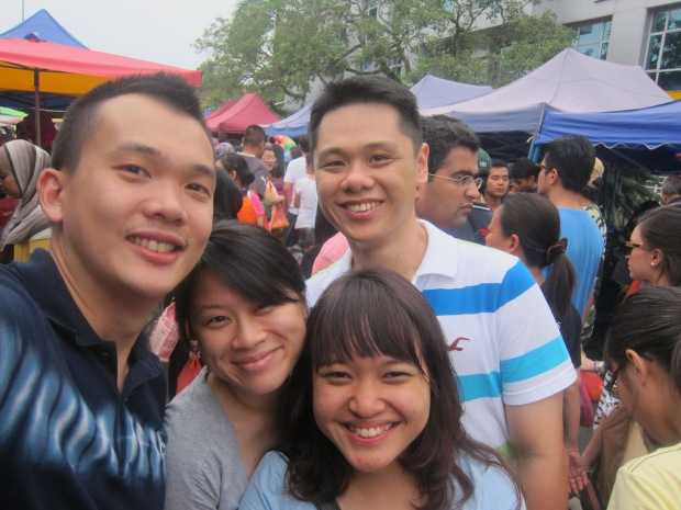 #MakanSomeMore Food Trip Part One - check! Looking forward to Part 2 with these people!