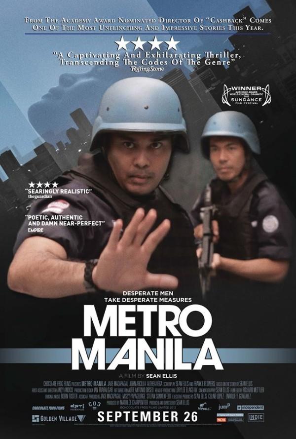 Metro Manila Movie Poster