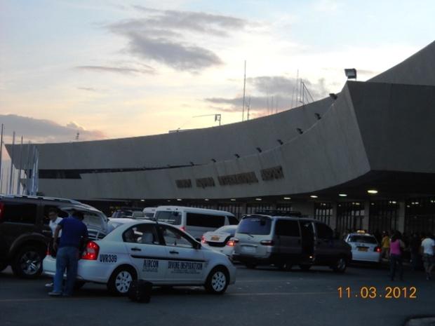 NAIA Terminal 1 Departure
