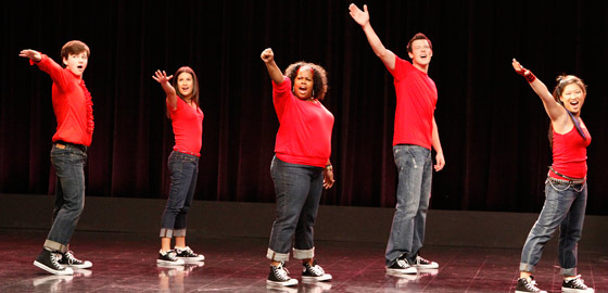Glee Pilot Episode, Don't Stop Believing