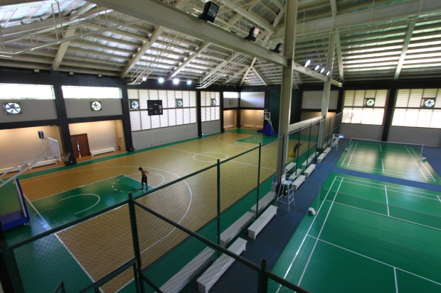 Balesin Sports Center