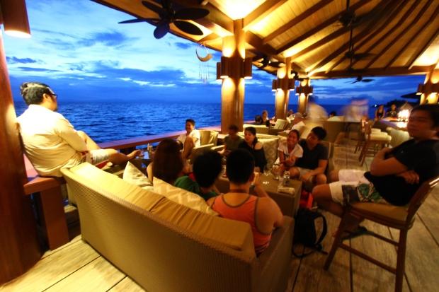 Bali bar, Balesin