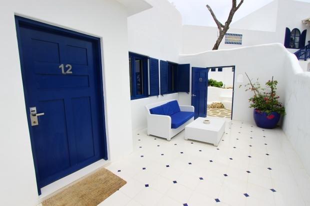Mykonos Villa, Balesin