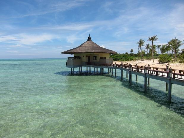 Seaside villa, Balesin