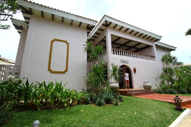 Spanish Villa, Balesin
