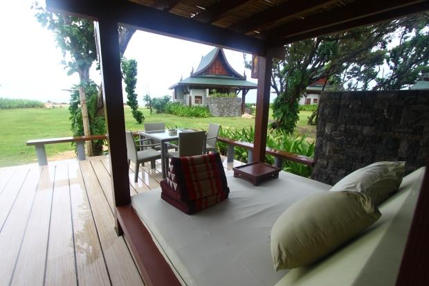 Phukhet Villa, Balesin