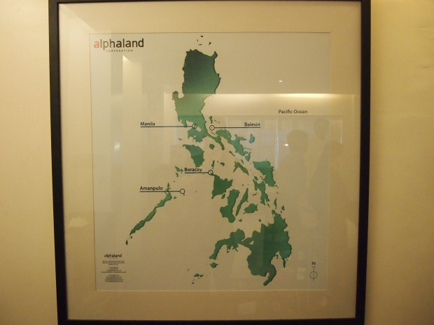 Balesin Map