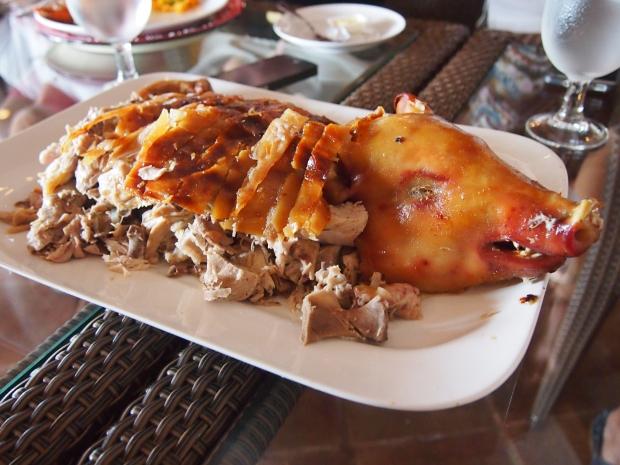 Balesin Resort Food