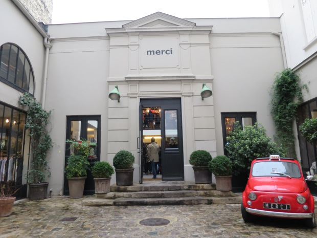 Merci, Paris